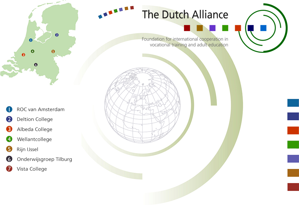 The Dutch Alliance (TDA) - foundation for international cooperation in vocational education and training (VET), and lifelong learning (adult education)